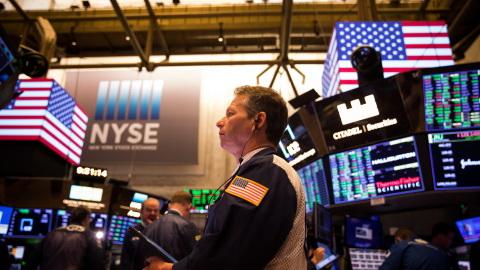 全球再通胀交易熄火,金融市场波动将持续加剧