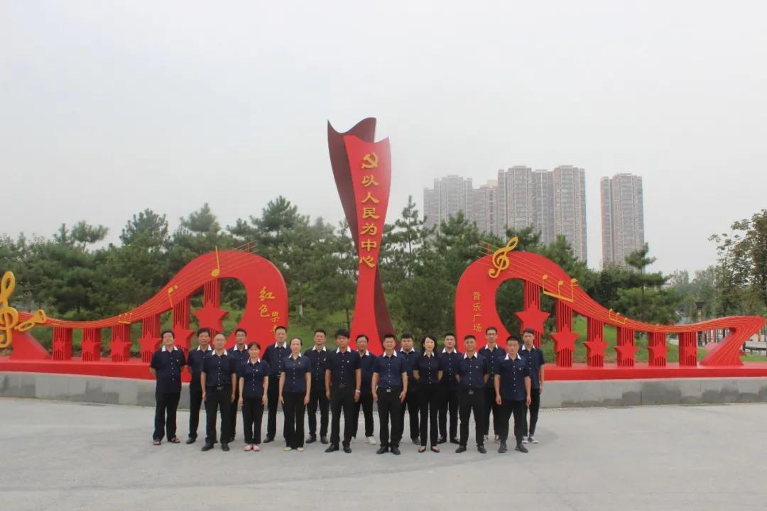咸阳城投物业探索党建与经营融合发展新模式