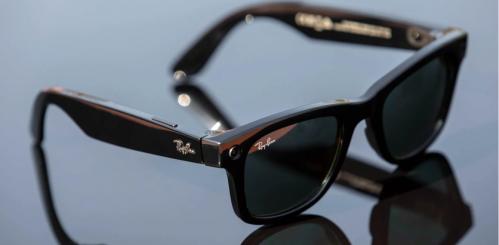 Facebook推出首款智能眼镜,它们离AR设备更近了吗?