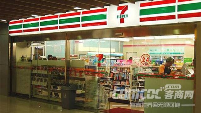 ��l�R破�a到全球第一,7-11便利店如何�T就成功秘�E?