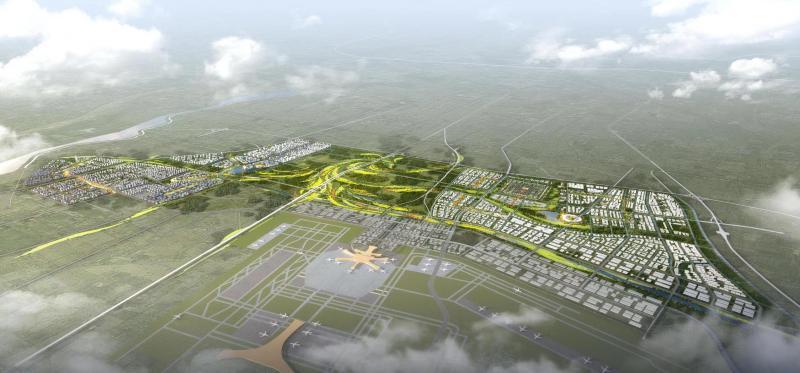 大兴机场临空区金融新政:外资金融机构开办给补助