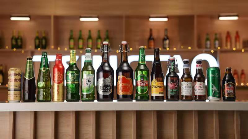 """延续高质量发展势头 青岛啤酒发布2021半年报 营收、净利双创""""历史新高"""""""
