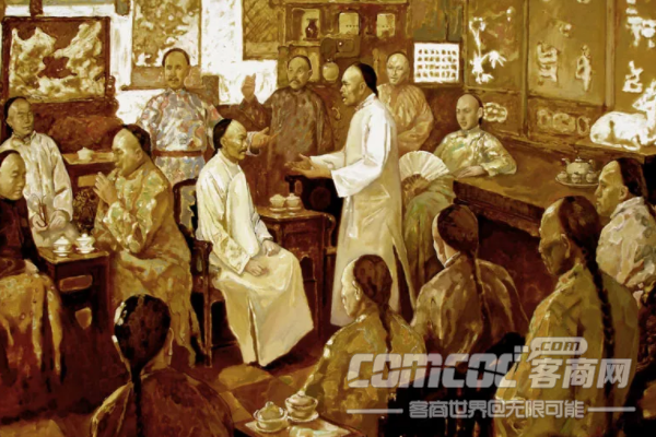 中国历史上十大商帮的商业模式!值得一看!