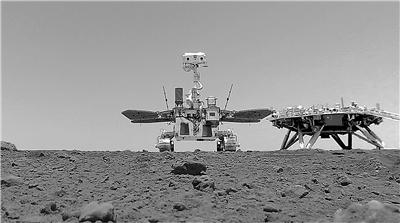 祝融号:靠什么巡视探测火星 有哪些技术特色?