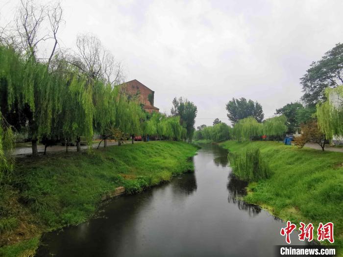 """""""江北水城""""流淌运河文脉 沿线遗产保护与传承并重"""