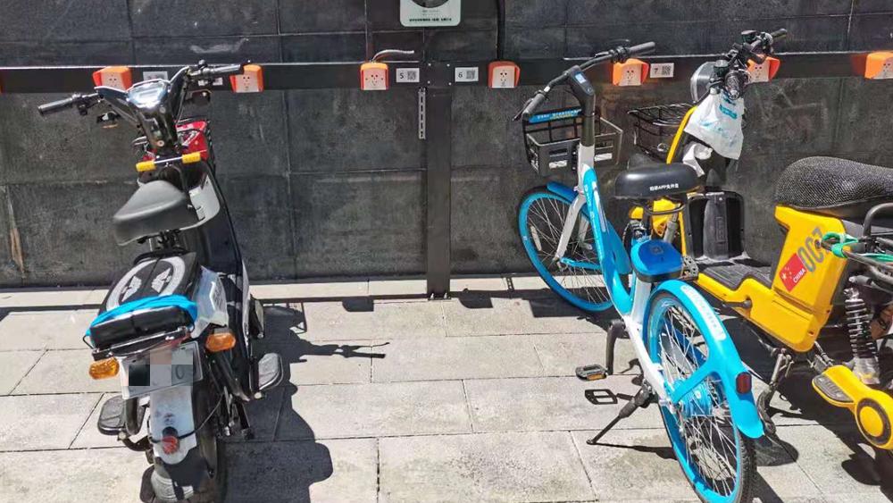 多地对电动自行车立规矩 任性停放骑行将成过去式