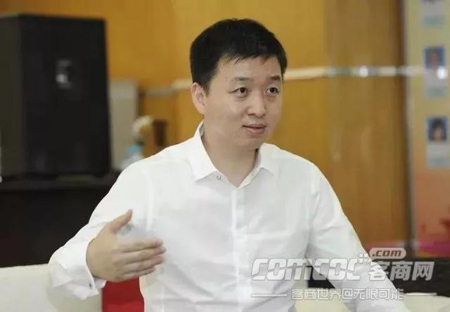 这个苍南人是全国温州商会最年轻的会长!38岁 很帅!