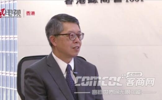 香港總商會主席吳天海:粵港深化合作 助力國家發展